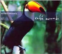 Cafe Moondo [Digipak]