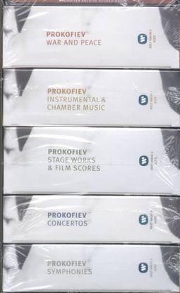 Prokofiev: Fiftieth Anniversary Edition (Box Set)