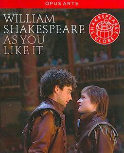 William Shakespeare: As You Like It - Shakespeare's Globe Theatre