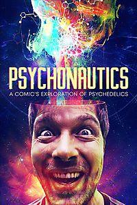 PSYCHONAUTICS:COMIC'S EXPLORATION OF