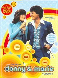 Best Of Donny & Marie - Volume 1