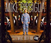 Sleepwalk with Me Live [PA] [Digipak]