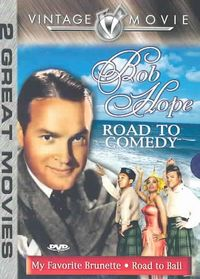 Bob Hope Double Feature - My Favorite Brunette/Road to Bali