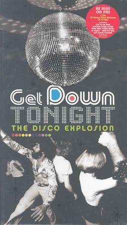 Get Down Tonight: The Disco Explosion [Box Set] [Box]