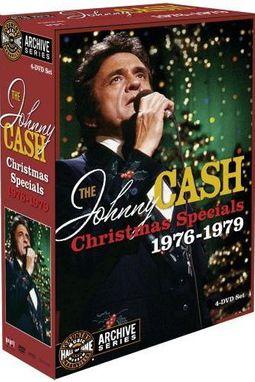 Johnny Cash Christmas Special 1976-1979 [Box Set]