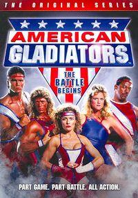 American Gladiators The Original Series - The Battle Begins