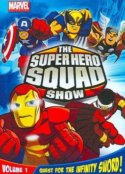 Super Hero Squad Show, Vol. 1