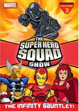 Super Hero Squad Show: The Infinity Gauntlet - Season 2, Vol. 3