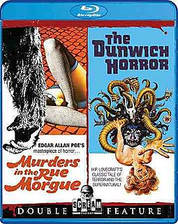 MURDERS IN THE RUE MORGUE/DUNWICH HOR
