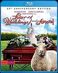 FOUR WEDDINGS AND A FUNERAL (25TH ANN