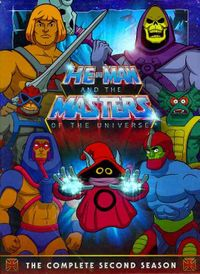 He-Man and the Masters of the Universe: The Complete Second Season
