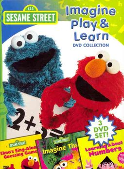 Sesame Street - Imagine, Play and Learn Collection