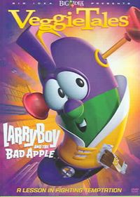 VeggieTales - Larryboy & the Bad Apple