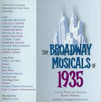 BROADWAY MUSICALS OF 1935 (OST)
