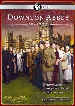 Downton Abbey: Saison 2