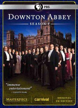 Masterpiece: Downton Abbey - Season 3