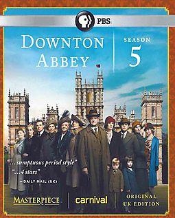 Masterpiece: Downton Abbey - Season 5