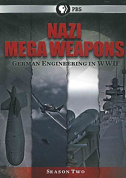 Nazi Mega Weapons: Series 2