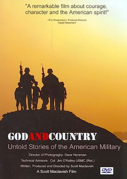 GOD AND COUNTRY:UNTOLD STORIES OF THE