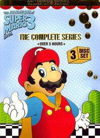 Adventures Of Super Mario Bros 3 - The Complete Series