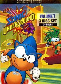 Sonic Underground, Vol. 1