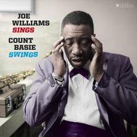 JOE WILLIAMS SINGS BASIE SWINGS