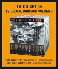 PORTRAIT IN JAZZ:BAKER 18 CD BOX SET