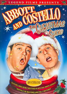 Abott and Costello - The Christmas Show