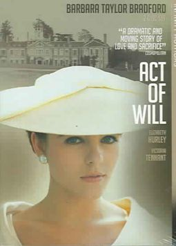 Barbara Taylor Bradford's Act of Will
