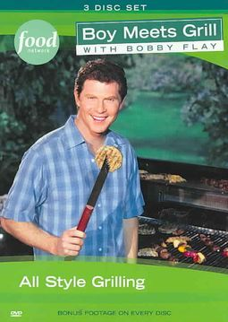 Bobby Flay - All Style Grilling