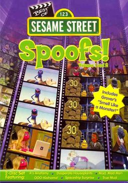 Sesame Street: The Best of Sesame Spoofs, Vol. 1 & Vol. 2