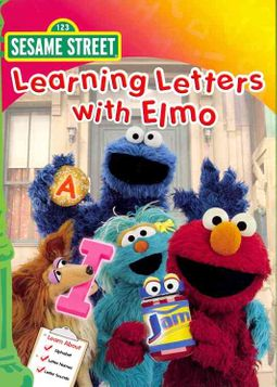 Sesame Street: Learning Letters with Elmo