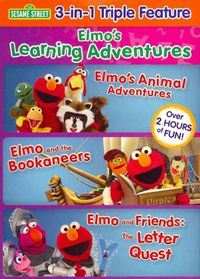 Sesame Street: Elmo's Learning Adventures