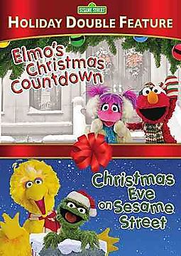 CHRISTMAS EVE ON SESAME STREET/ELMO'S