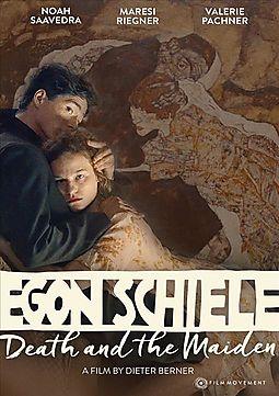 EGON SCHIELE:DEATH AND THE MAIDEN