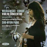 Wieniawski, Conus: Violin Concertos