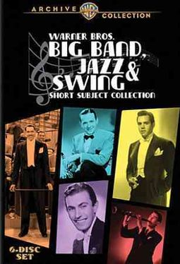 Warner Bros. Big Band, Jazz & Swing Short Subject Collection