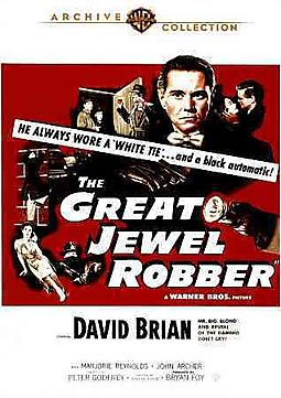 GREAT JEWEL ROBBER