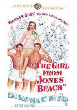 GIRL FROM JONES BEACH