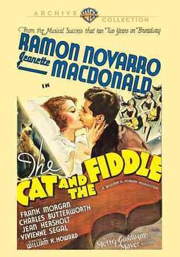 CAT AND THE FIDDLE