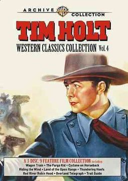 Tim Holt Western Classics Collection, Vol. 4