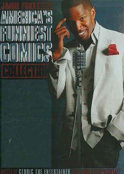 Jamie Foxx Presents: America's Funniest Comics Collection