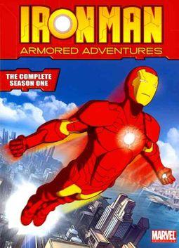 Iron Man: Armored Adventures - The Complete Season 1