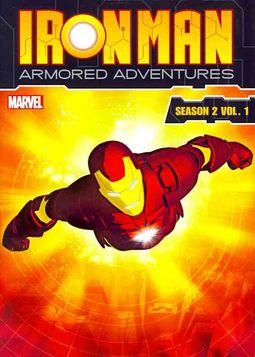 Iron Man: Armored Adventures - Season 2, Vol. 1