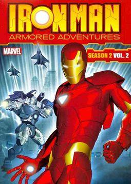 Iron Man: Armored Adventures - Season 2, Vol. 2