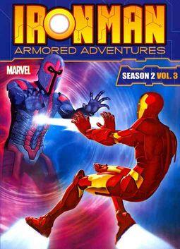 Iron Man: Armored Adventures - Season 2, Vol. 3