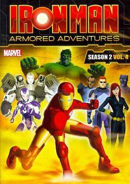 Iron Man: Armored Adventures - Season 2, Vol. 4
