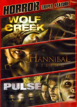 Wolf Creek/Hannibal Rising/Pulse