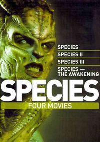 Species: Four Movies