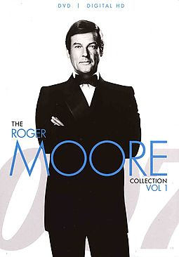007: The Roger Moore Collection - Vol 1